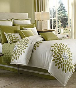 the green - Green Bedroom Decorating Ideas